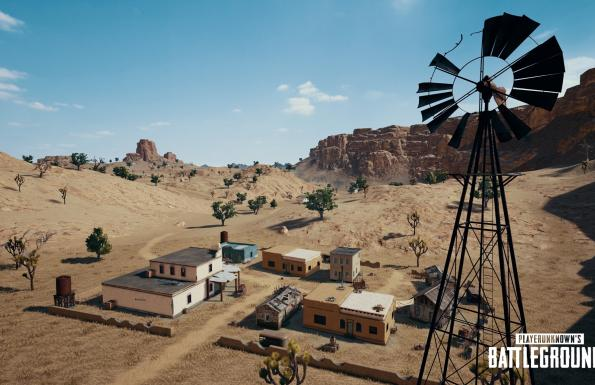 Playerunknown's Battlegrounds Miramar 5485681c18fa31829a30