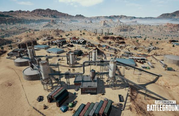 Playerunknown's Battlegrounds Miramar f4bae96033ed53595101