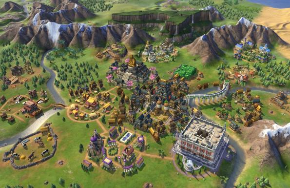 Sid Meier's Civilization 6  Rise and Fall DLC 2328885440555c5bf9eb