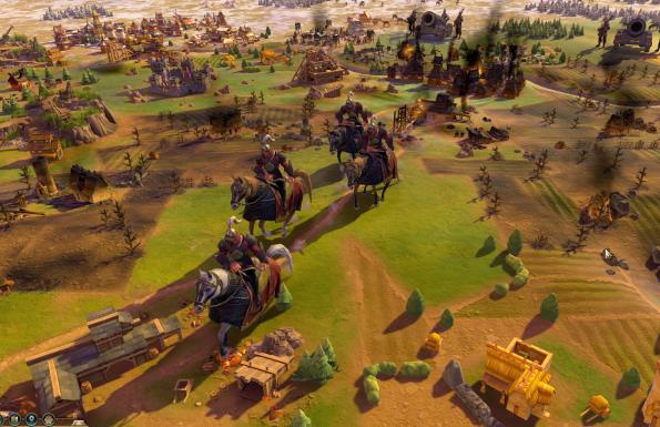 Sid Meier's Civilization 6  Rise and Fall DLC ab71539a4b4b6d307125