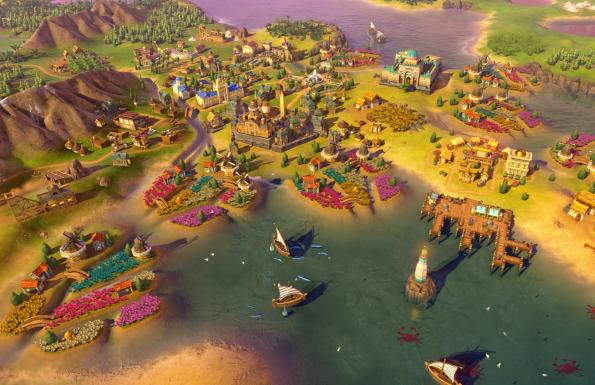 Sid Meier's Civilization 6  Rise and Fall DLC b57c6ad32ba928ce2a7e