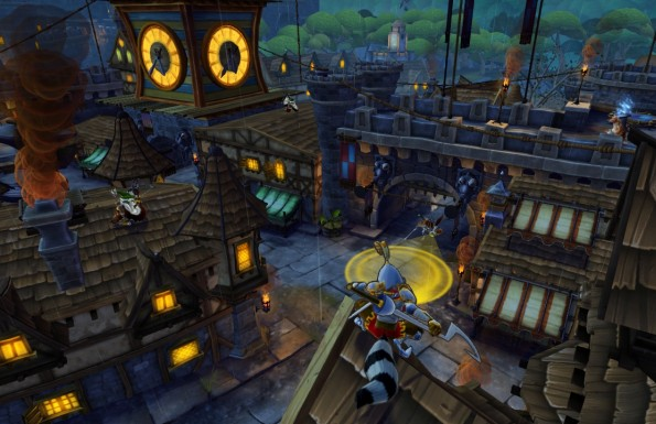 Sly Cooper: Thieves in Time (Sly 4) Játékképek 5e164202ddcdc99e29d4