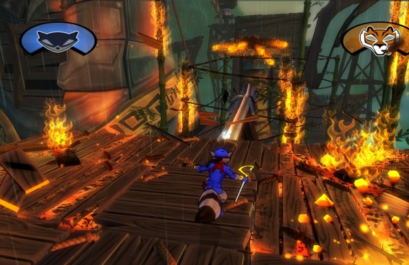 Sly Cooper: Thieves in Time (Sly 4) Játékképek a98e1a2fa009aa059b34