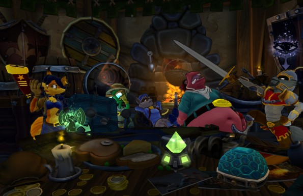 Sly Cooper: Thieves in Time (Sly 4) Játékképek d56828abd9bf074ad49d