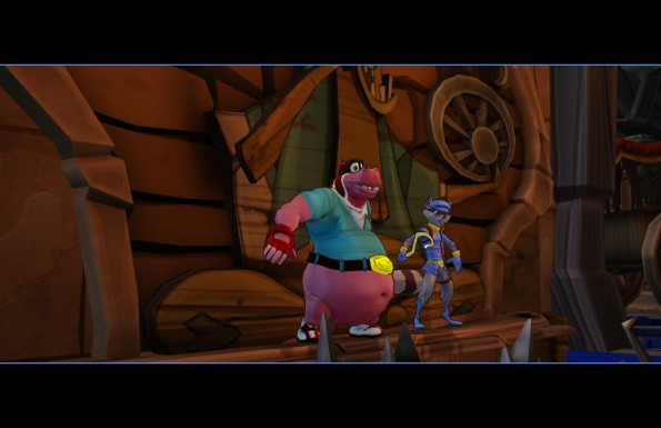 Sly Cooper: Thieves in Time (Sly 4) Játékképek e438f199bed344c0c629