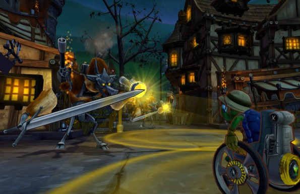Sly Cooper: Thieves in Time (Sly 4) Játékképek ed77ce86a3b6ff0f2e89