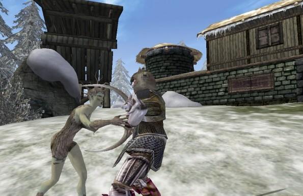 The Elder Scrolls 3: Bloodmoon