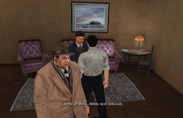 The Godfather: The Game Screenshot d7ddcf5b75526804c24f