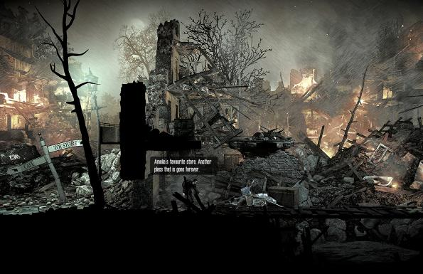 This War of Mine Father's Promise 781357bb87ba036a4e6d