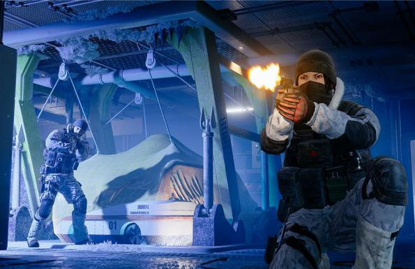 Tom Clancy's Rainbow Six: Siege Black Ice DLC 6ed0b71516bf5c8e448e