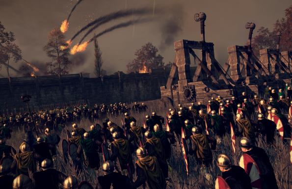 Total War: Attila  Játékképek 24db9498d2e3ee6aa46a