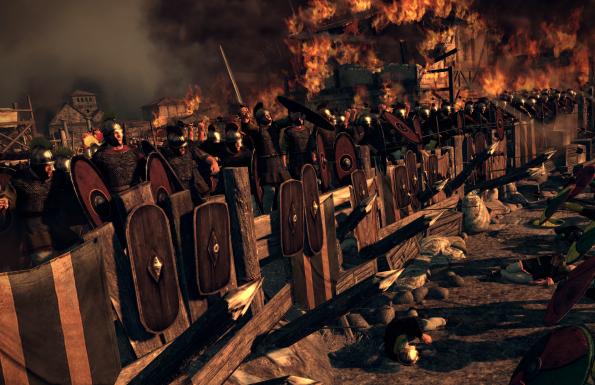 Total War: Attila  Játékképek 5eedc29d2a054317d5c3