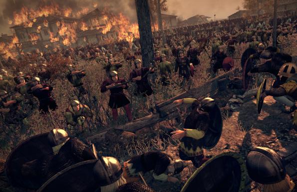 Total War: Attila  Játékképek a56c3404062d324af748