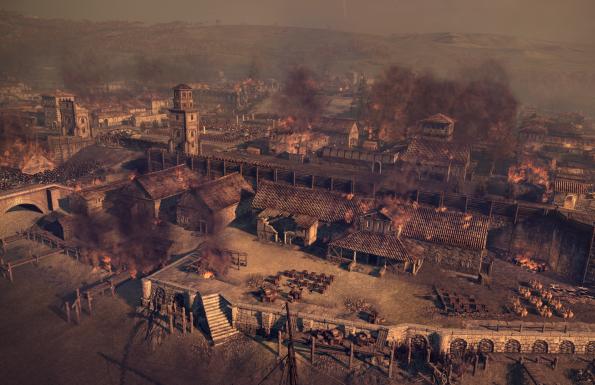 Total War: Attila  Játékképek b83e917cd8a27f287016