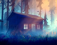 Among Trees Early Access teszt home