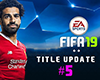 FIFA 19 – Itt az ötödik frissítés, változik a kapáslövés és a kirúgás