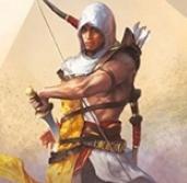 Könyvajánló – Assassin's Creed Origins: Sivatagi eskü