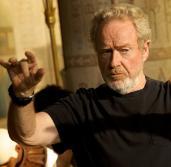 Ridley Scott sorozatot rendez