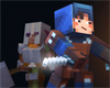 [X019] Minecraft Dungeons – Jövőre vághatunk bele a Minecraft szerepjátékba