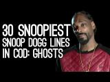 30 Snoopiest Snoop Dogg Lines in Call of Duty Ghosts' Snoop Dogg Voice Pack tn