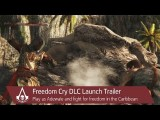 Assassin's Creed 4 Freedom Cry DLC launch trailer tn