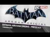 Batman: Arkham Origin Press Kit - Videobemutató tn
