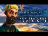 Civilization 6: Gathering Storm - New Features Explained tn