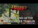 Divinity: Original Sin - Before and After Kickstarter Trailer tn