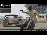 Grand Theft Auto V PC - Rockstar Editor Official Introduction tn