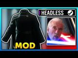 Headless COUNT DOOKU Skin Mod - Star Wars Battlefront 2 tn