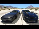 Knight Rider K.I.T.T Mod GTA 5 tn