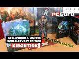 SPELLFORCE 3 LIMITED SOUL HARVEST EDITION ► Kibontjuk tn